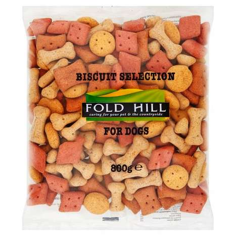 Mixed Dog Biscuits 800g