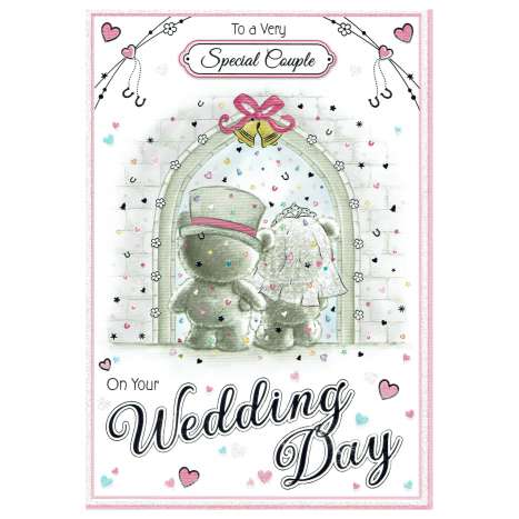 Everyday cards code 75 - Wedding Day