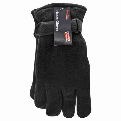 Homeware Essentials Fleece Gloves
