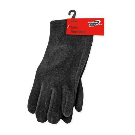 Homeware Essentials Ladies Fleece Gloves