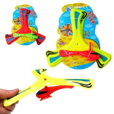 Helicopter Sky Flyer - Assorted Colours