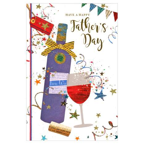Father's Day Cards Code 75 - Open