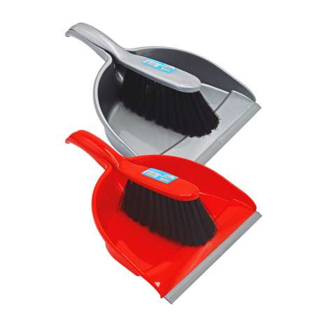 Homeware Essentials Dust Pan & Brush