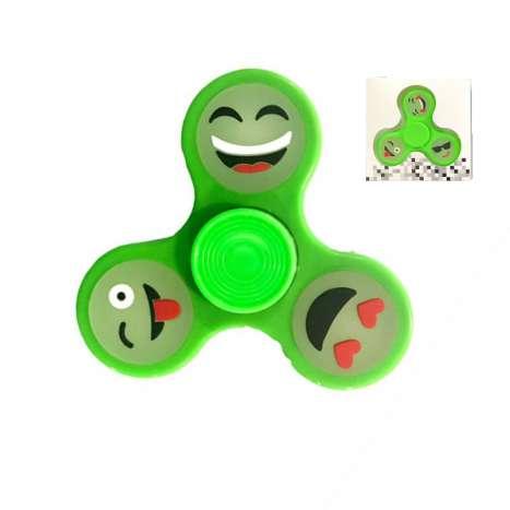 Fidget spinner - emoji