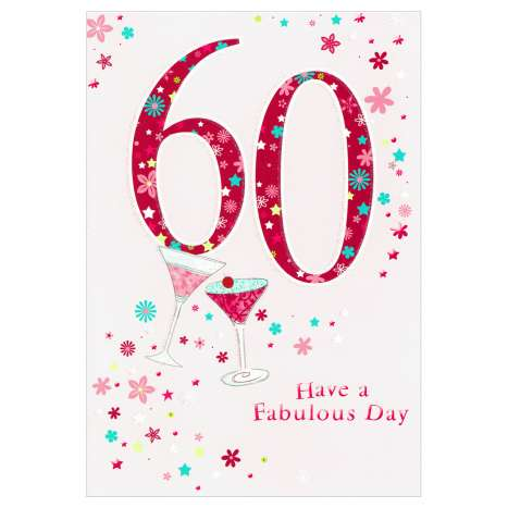 Everyday Greeting Cards Code 50 - 60 (F)