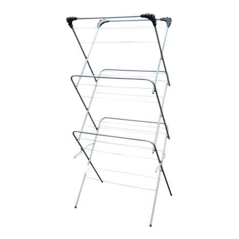 Concertina 3 tier airer - 14M drying space