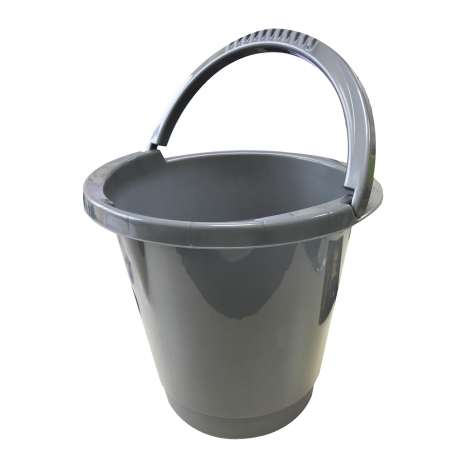 Silver Lip Bucket 10 Litre