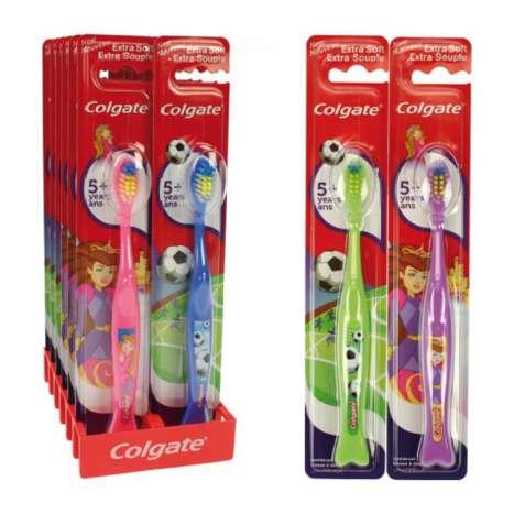 Colgate Kids 5+ toothbrush