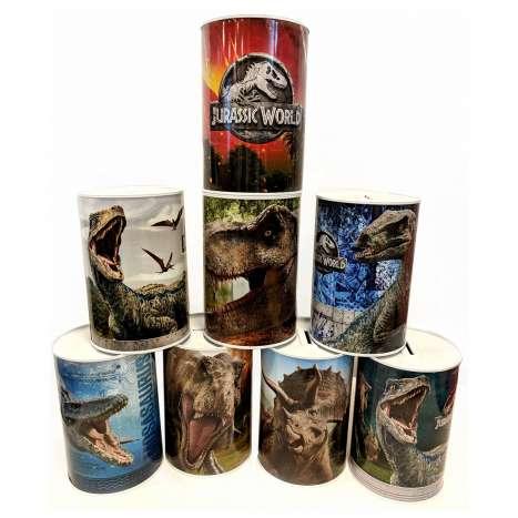 Money tins - Jurassic world