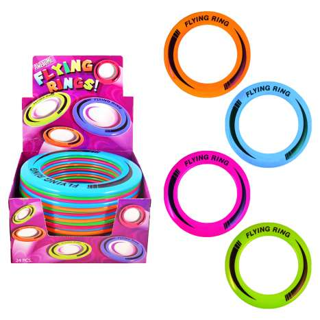 Flying Ring - Assorted Colours