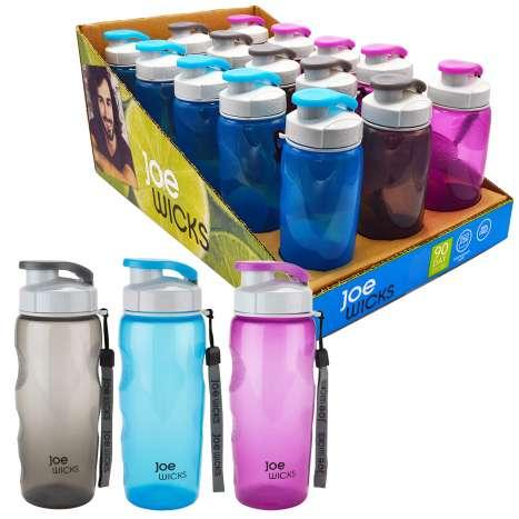 Joe Wick Sports Bottle 500ml - Assorted Colours
