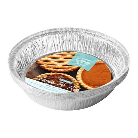 Large Pie Dishes 5 Pack