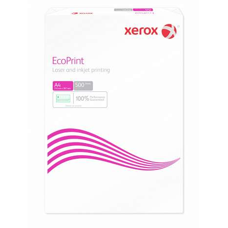 Xerox Ecoprint A4 Paper 75gsm
