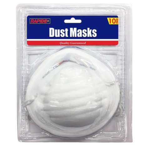 Dust masks 10pk