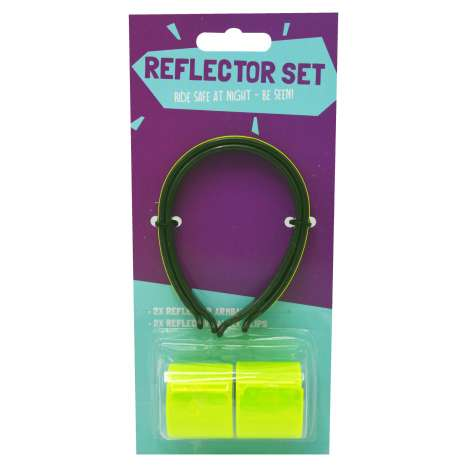 Reflector Set 4 Pack