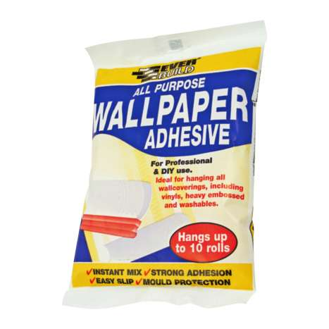 Everbuild All Purpose Wallpaper Adhesive