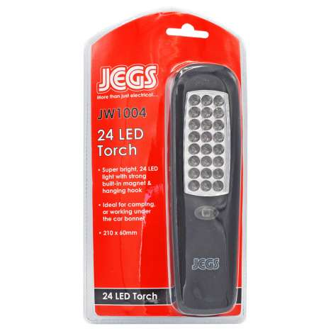 Jegs 24 LED Torch