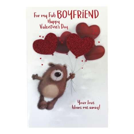 Boyfriend (Code 75 - cellophane wrapped)