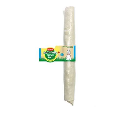 Bob Martin Naturally Chewy Rawhide Roll 66g