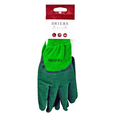 Briers Green All Rounder Gardening Gloves - Large