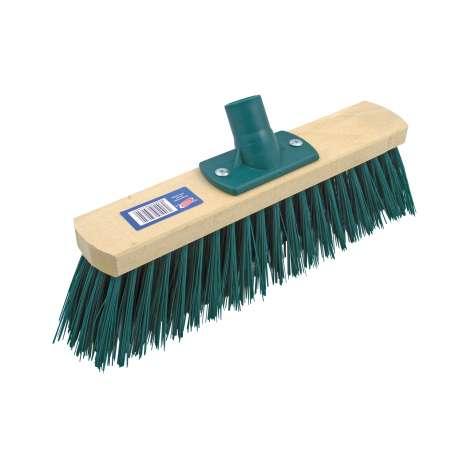 H/ess garden / patio broom with handle - 83516