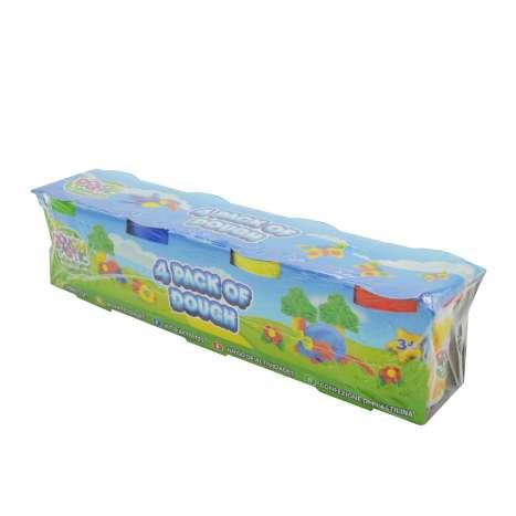 Fun Dough 50g - 4 Pack