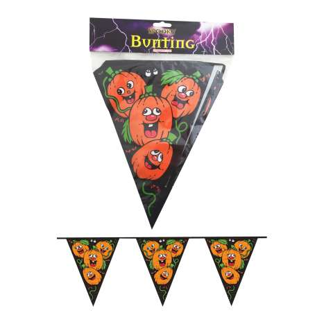 Bunting 3.6m - 3 assorted designs