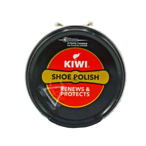 Kiwi Shoe Polish 50ml - Black