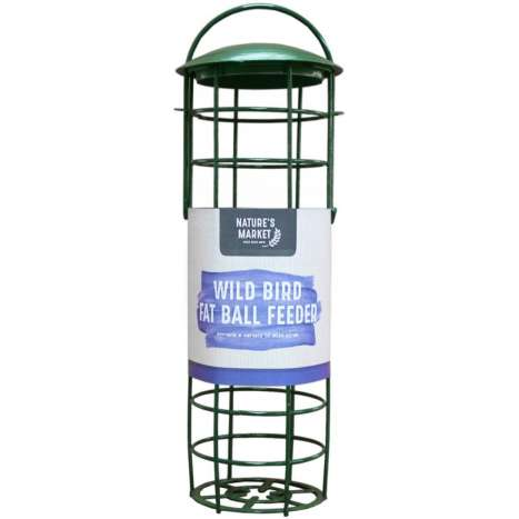 Nature's Market Wild Bird Suet Ball Feeder