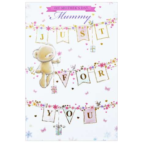 Mother's Day Cards Code 75 - Mummy