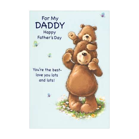 Father's Day Cards Code 50 - Daddy