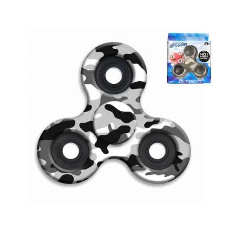 Fidget Spinner Camo Design