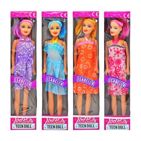 Isabella Teen Doll - Assorted Styles