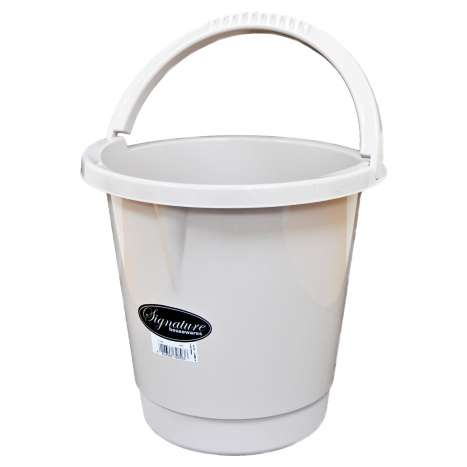 Taupe Lip Bucket 10 Litre