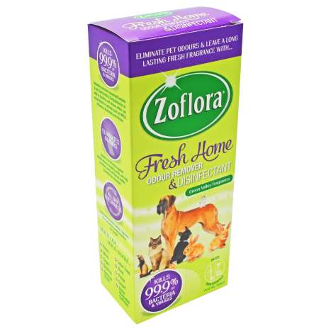 Zoflora Fresh Home Disinfectant 500ml - Green Valley Fragrance