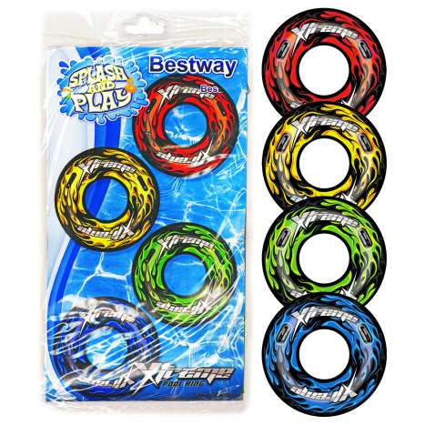 Xtreme Swim Rings - Assorted Colours