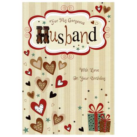 Everyday cards code 75 - Husband Birthday