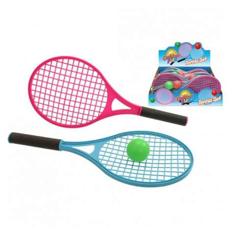 Outdoor Fun Tennis Set - In Display