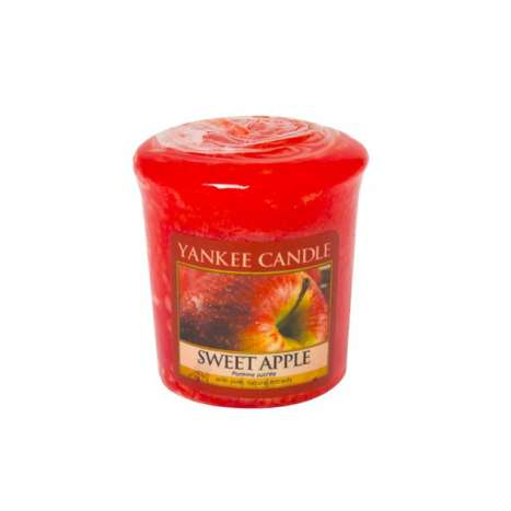 Yankee candle - sweet apple