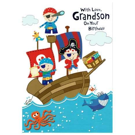 Everyday cards code 75 - Grandson