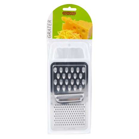 Apollo Stainless Steel Grater