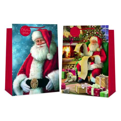 Super jumbo bag - Traditional santa