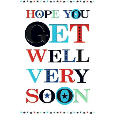 Everyday cards code 50 - Get Well