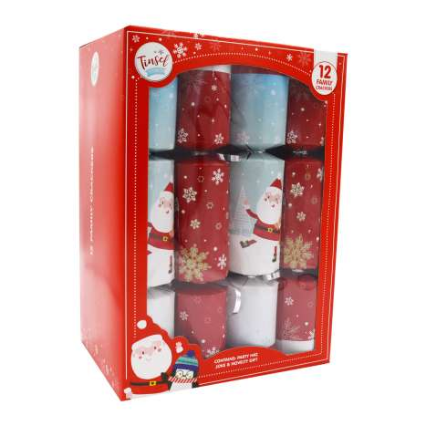 Christmas Crackers 12 Pack