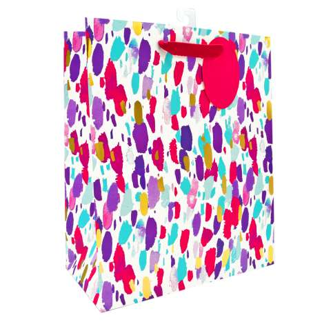Large Gift Bags - Splodge (27cm x 32cm)