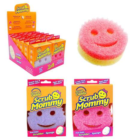 Scrub Mommy - Assorted Colours
