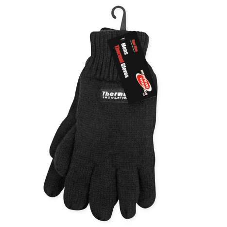 Homeware Essentials Men's Thermal Gloves
