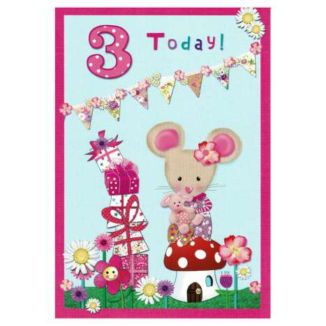Everyday Greeting Cards Code 50 - Age 3