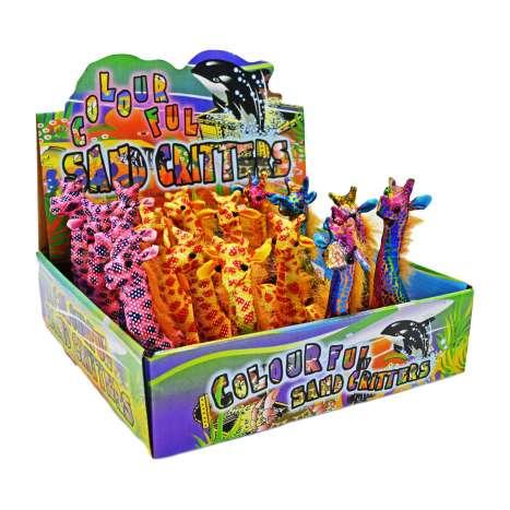 Colourful Sandimals - Giraffe