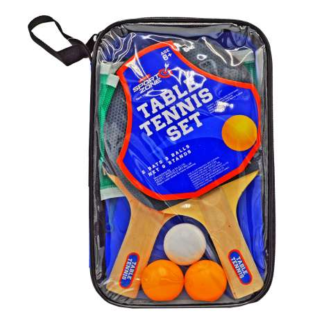Table Tennis Set in Zip Bag